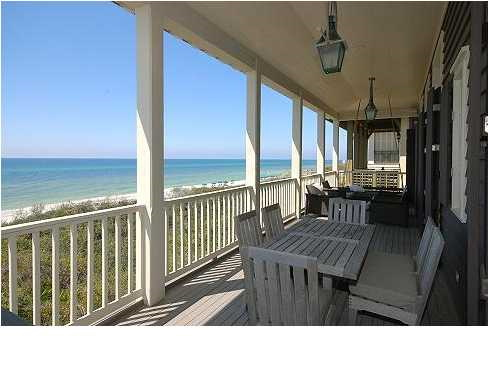 Rosemary Beach Gulf Front Home 88 Windward Lane